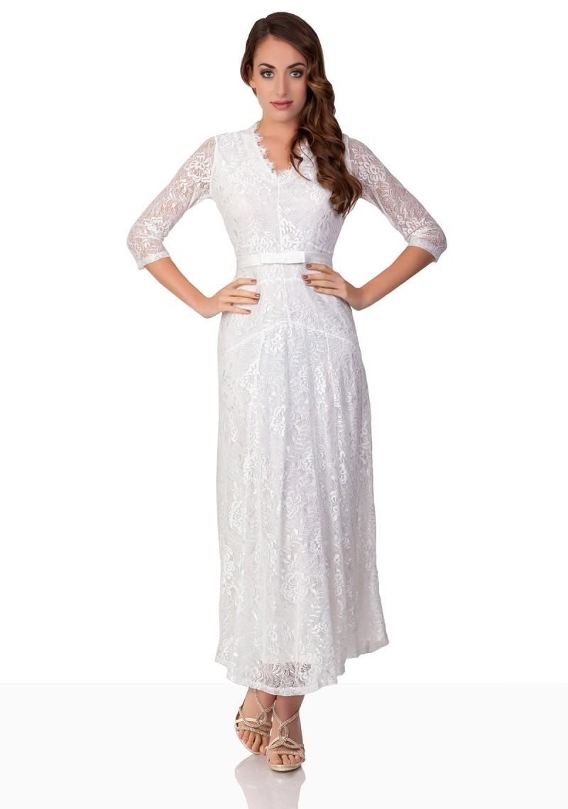 Formal Genial Weißes Abendkleid Günstig Galerie Einfach Weißes Abendkleid Günstig Design