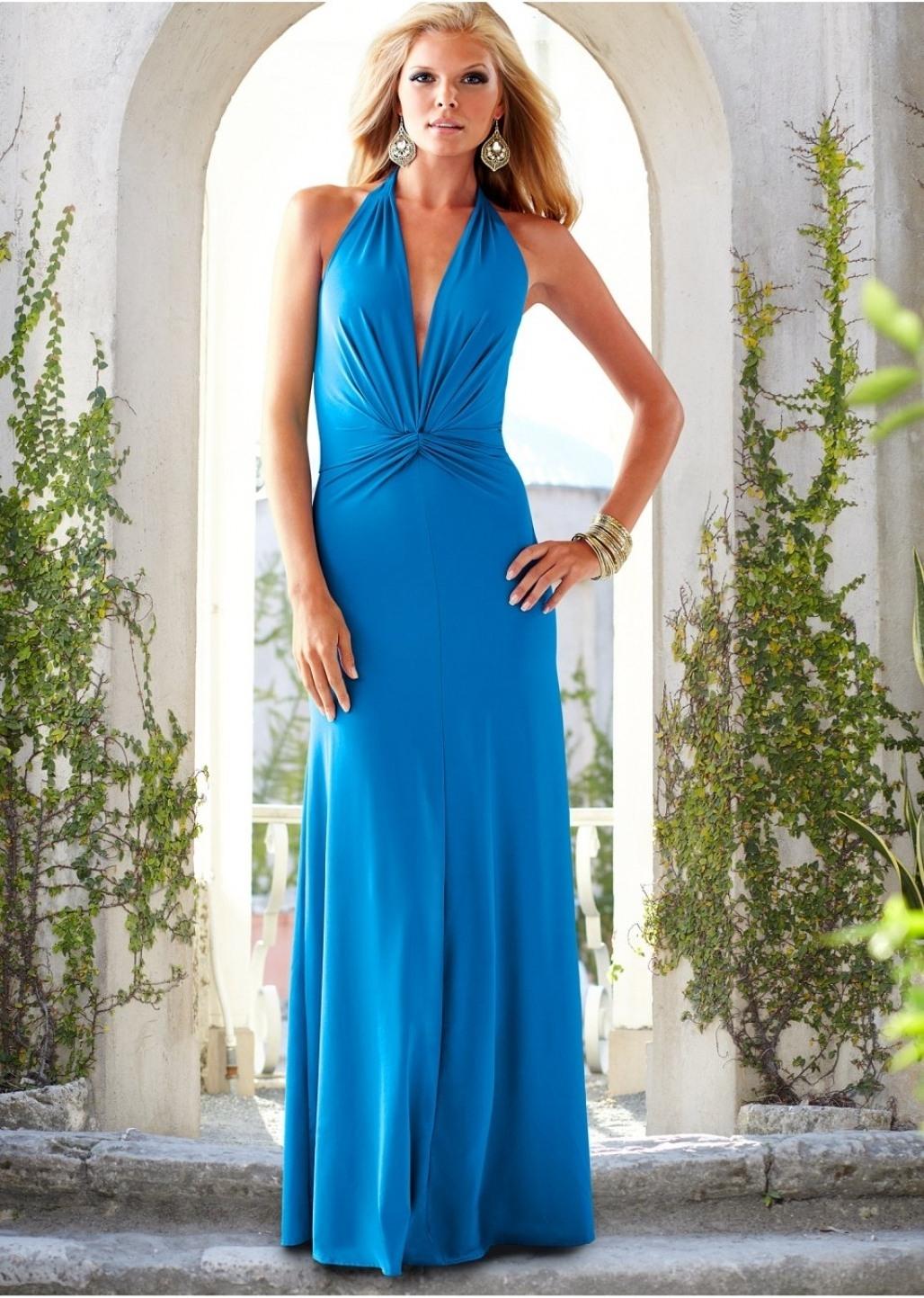 Designer Elegant Abendkleider Lang Guenstig Online Shop ...