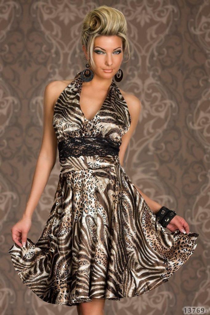 besserer Preis für große Sammlung bestbewertetes Original Designer Elegant Ausgefallene Kleider Galerie - Abendkleid