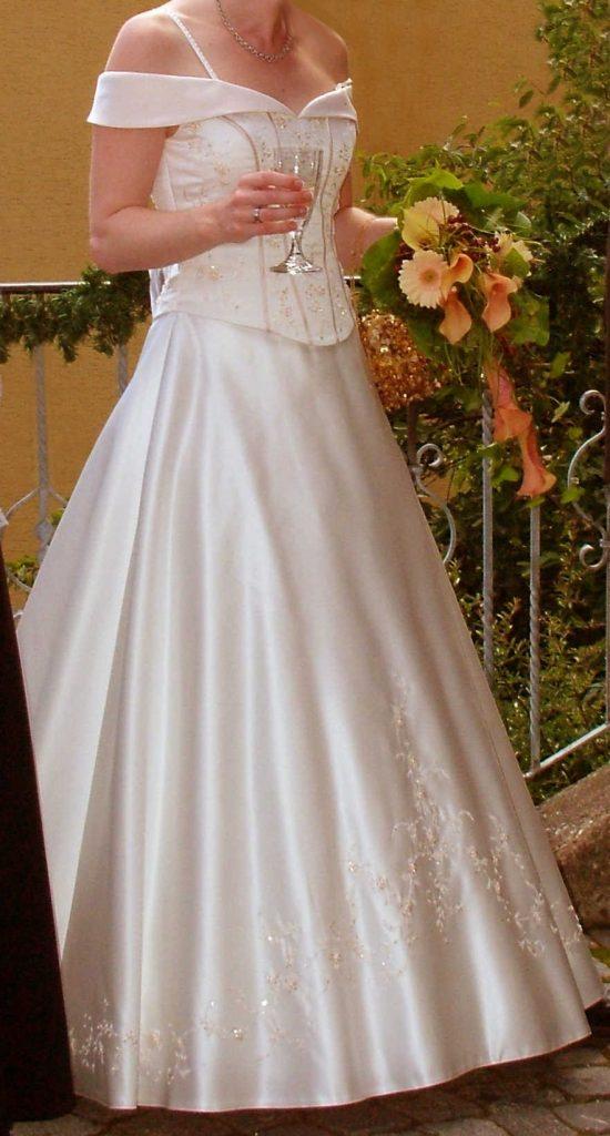 Designer Fantastisch Brautkleid Gebraucht für 2019 ...