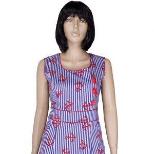 17 Wunderbar Kleid Blau Design17 Elegant Kleid Blau Spezialgebiet
