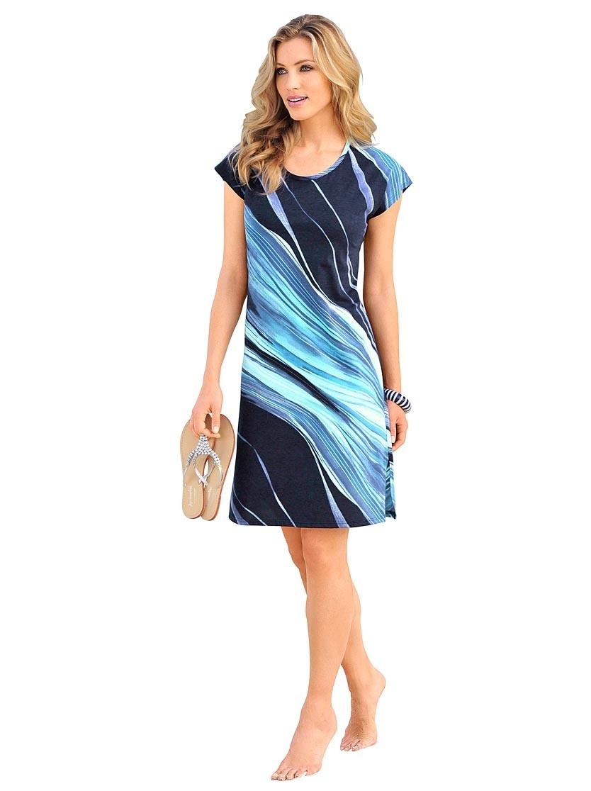 Abend Spektakulär Sommerkleid Blau Spezialgebiet10 Schön Sommerkleid Blau Spezialgebiet