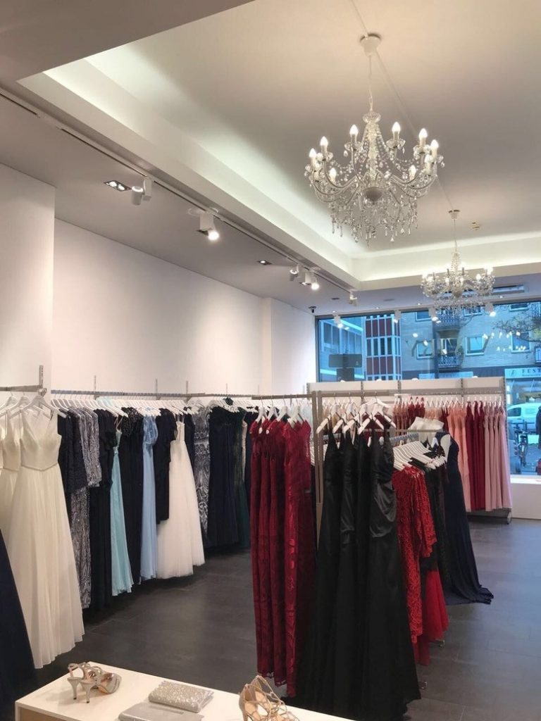 designer genial abendkleider köln boutique - abendkleid