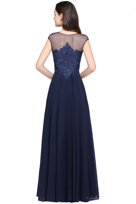 8 Ausgezeichnet Abiballkleider Lang Spitze Boutique - Abendkleid