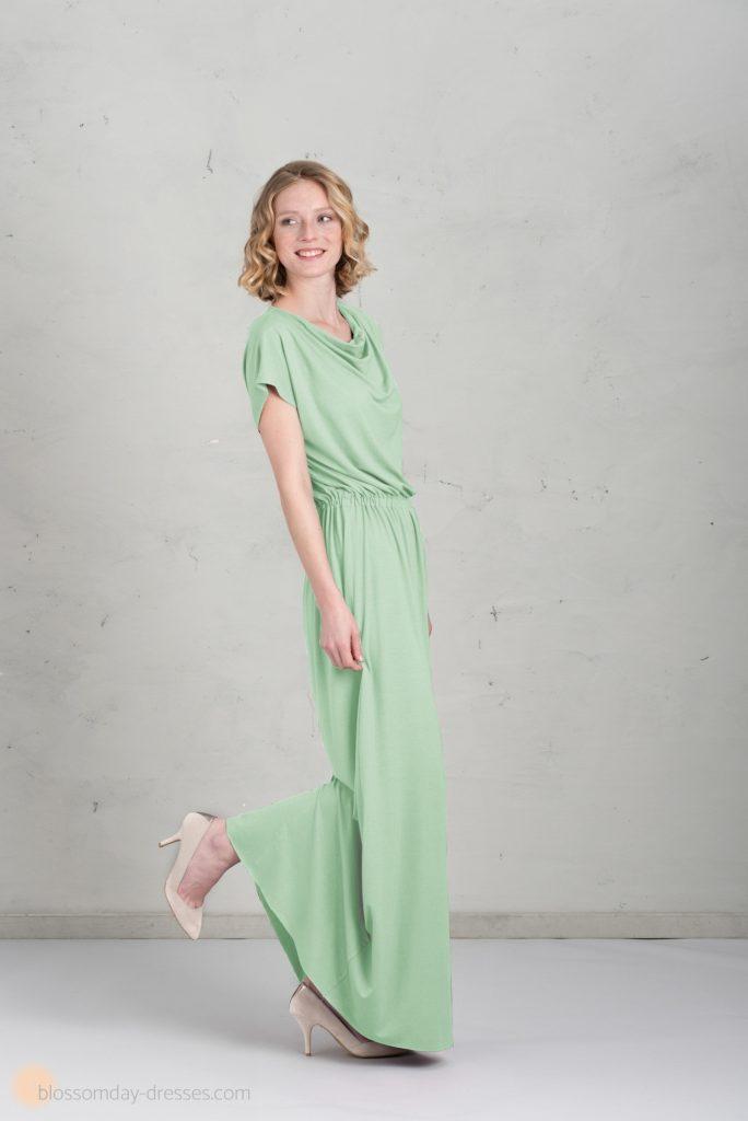 Designer Großartig Kleid Mintgrün Kurz Boutique - Abendkleid