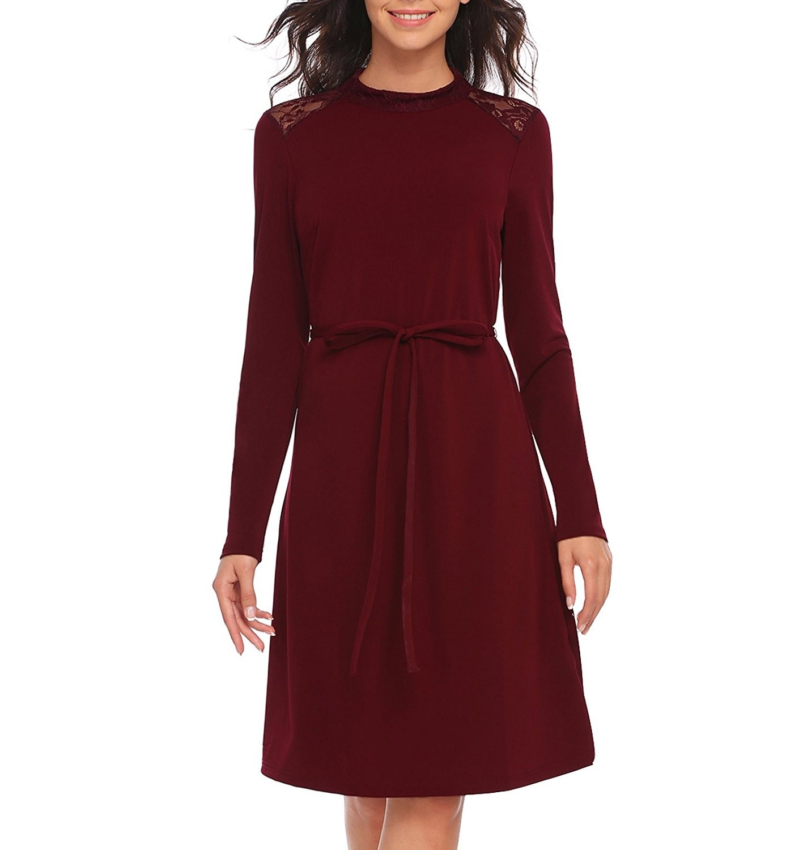 20 Luxurius Langarm Kleider Elegant Boutique15 Schön Langarm Kleider Elegant Stylish