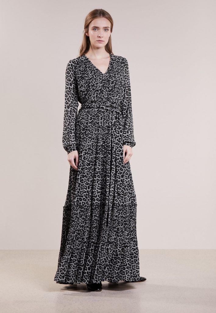 on sale 672f8 3890b Designer Großartig Winterkleider Lang Ärmel - Abendkleid
