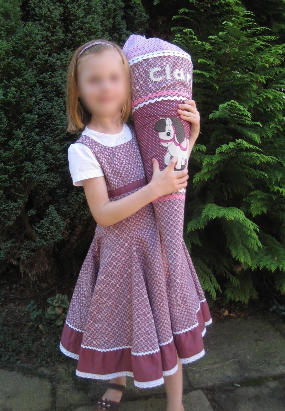 Abend Schön Kleid Einschulung Stylish Einfach Kleid Einschulung Ärmel