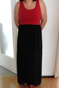 Einzigartig Rot Schwarzes Kleid Design20 Genial Rot Schwarzes Kleid für 2019