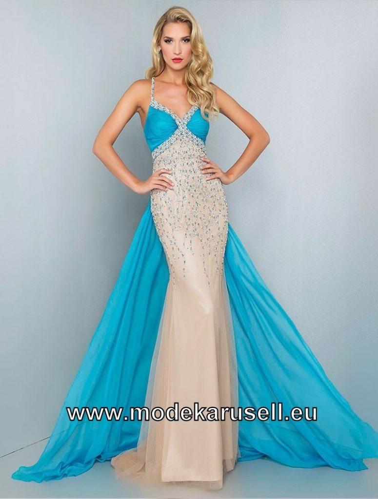 Designer Luxurius Billige Abendkleider Lang Stylish - Abendkleid