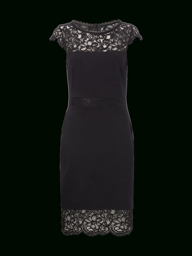 Designer Luxurius Kleid Grau Spitze Ärmel - Abendkleid