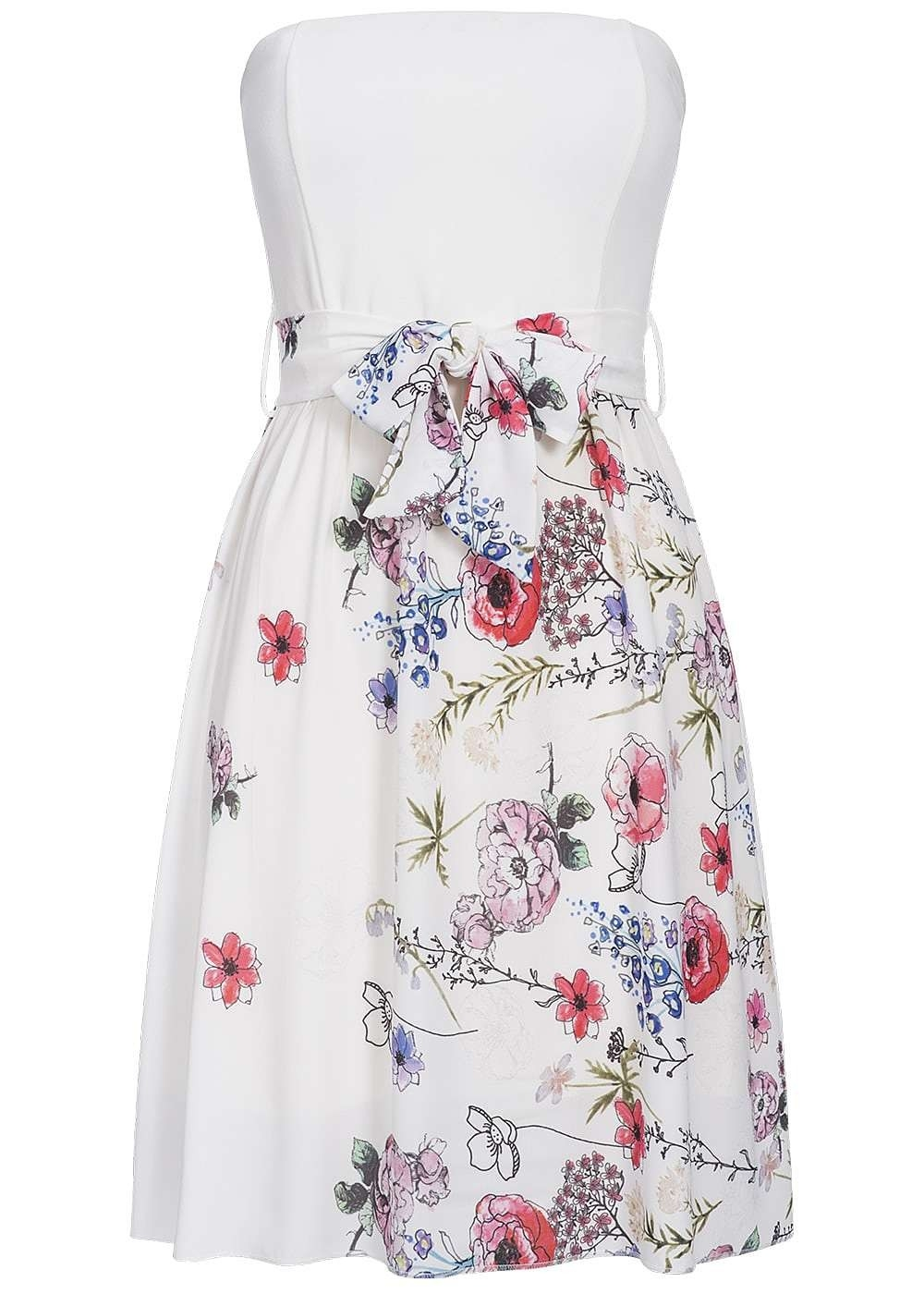15 Elegant Kleid Weiß Mit Blumen Boutique15 Top Kleid Weiß Mit Blumen Ärmel