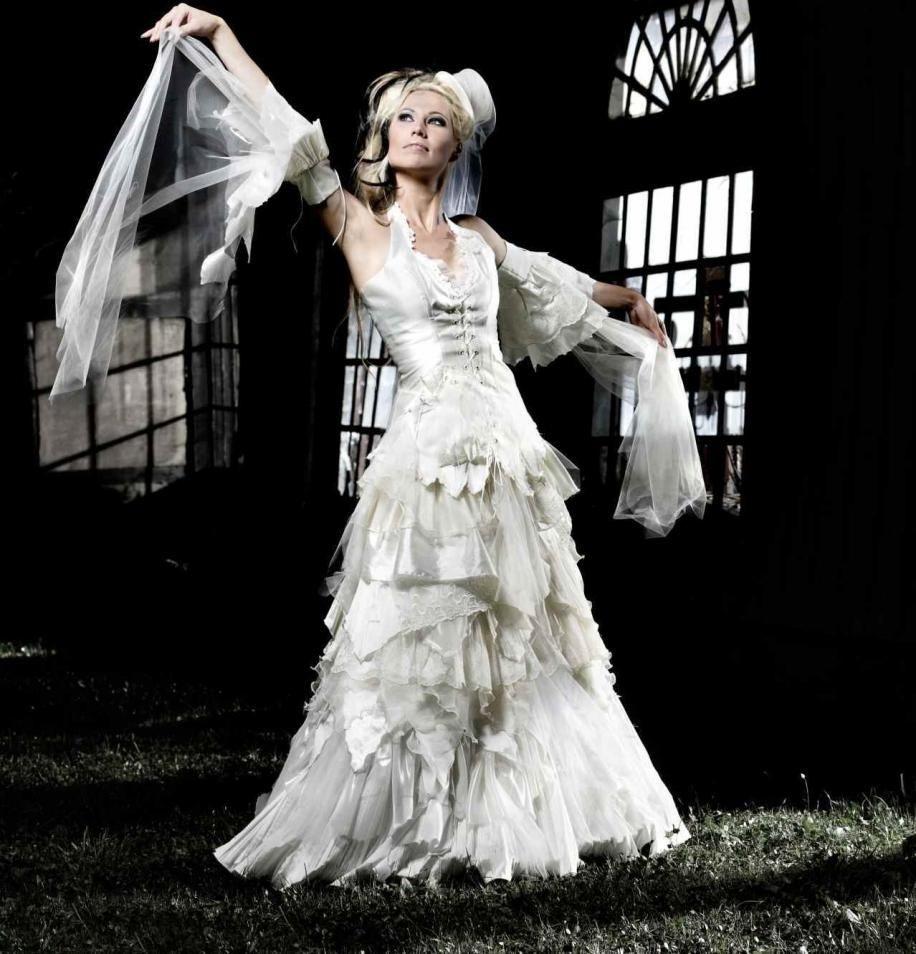Designer Luxus Ausgefallene Abendmode Ärmel - Abendkleid