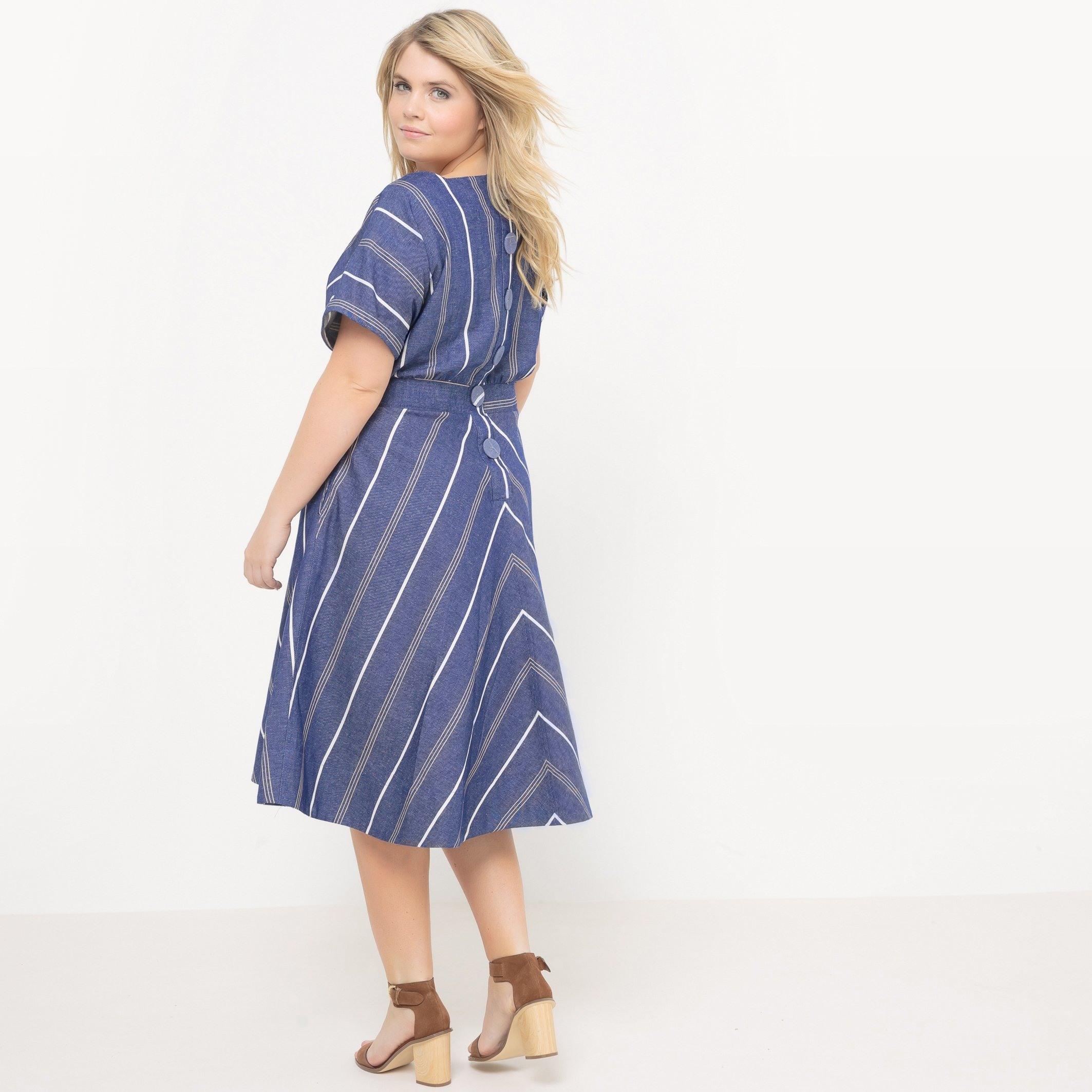 17 Schön Damen Kleider Wadenlang Ärmel15 Luxus Damen Kleider Wadenlang Vertrieb