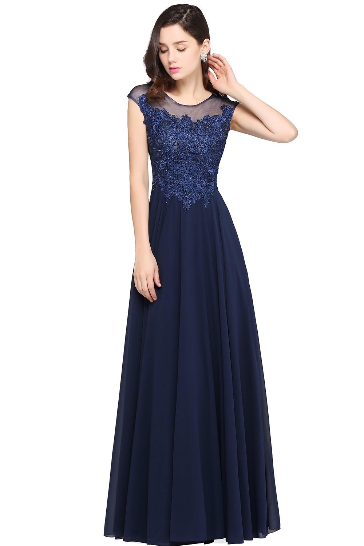 Luxus Designer Luxus Günstige Lange Abendkleider Ärmel - Abendkleid Trends