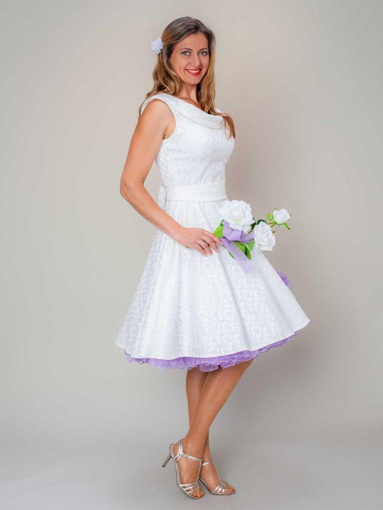 Designer Perfekt Kleid Flieder Hochzeit Vertrieb - Abendkleid Depot