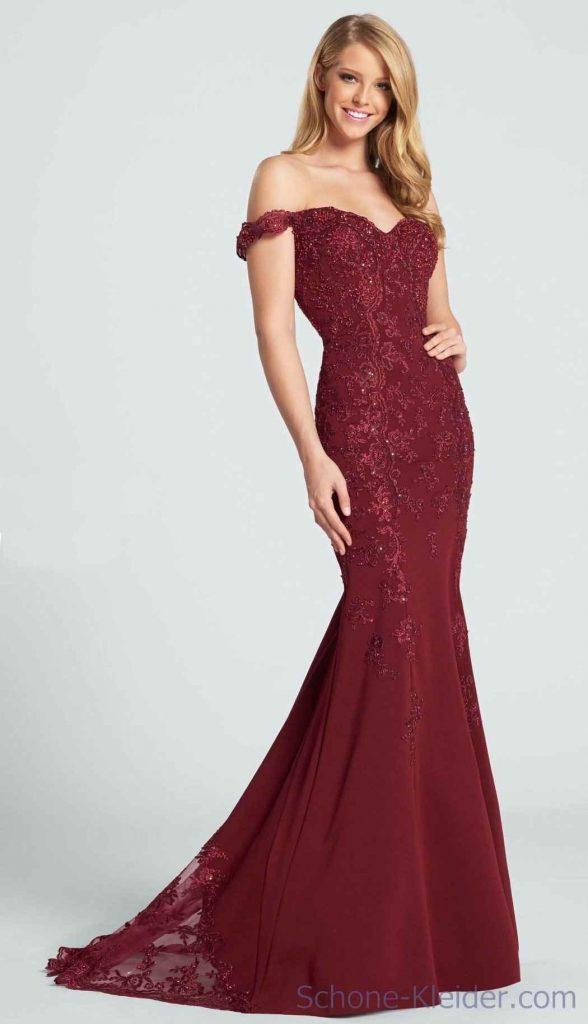 low priced f7936 95fa7 Designer Perfekt Kleid Lang Abendkleid Ärmel - Abendkleid