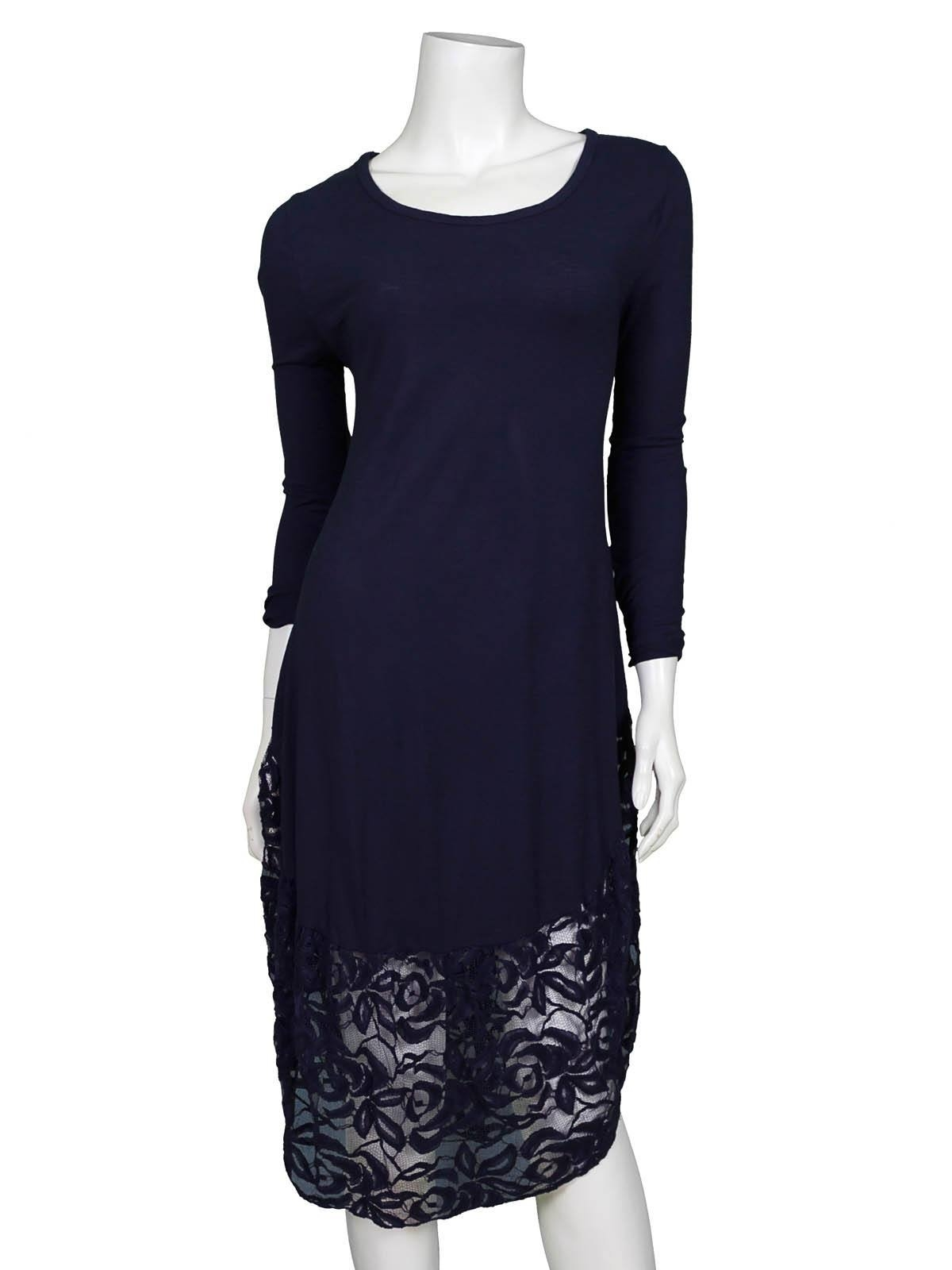 Designer Wunderbar Kleid Dunkelblau Spitze Bester PreisAbend Großartig Kleid Dunkelblau Spitze Design