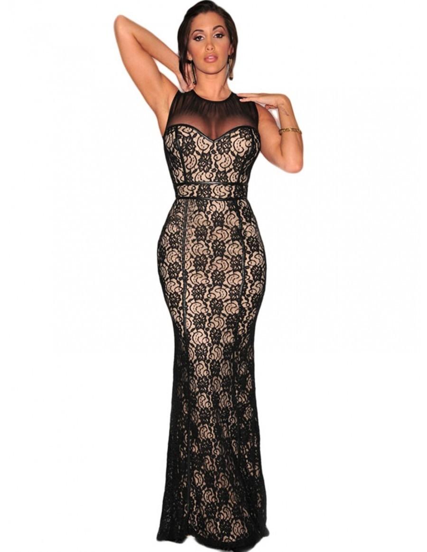 13 Elegant Langes Kleid Mit Spitze Design20 Schön Langes Kleid Mit Spitze Vertrieb