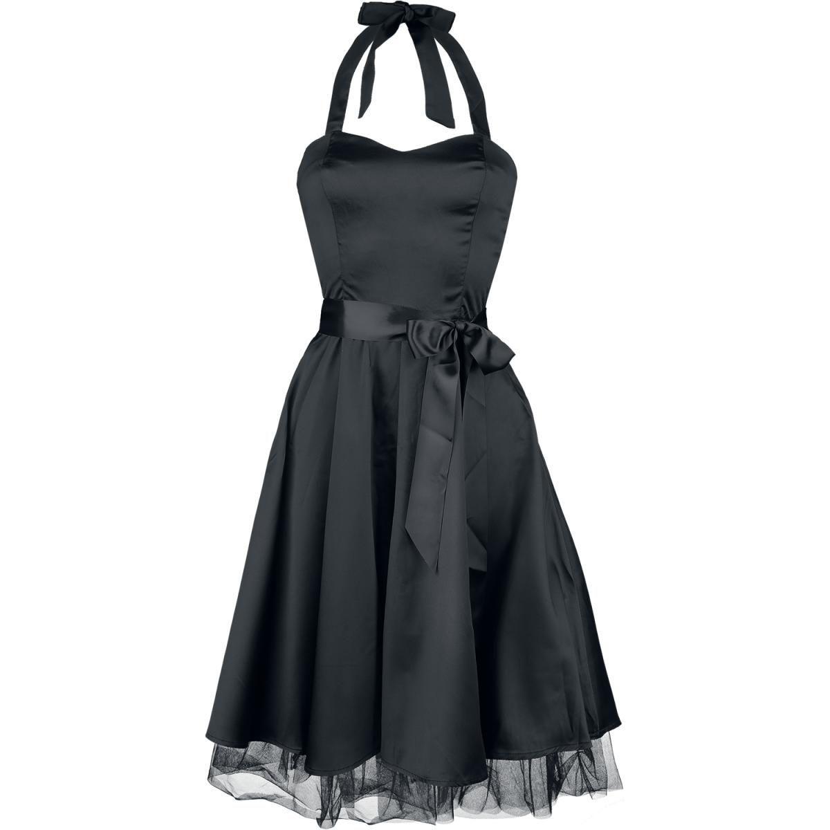 Designer Schön Schwarzes Kleid Knielang für 2019 Leicht Schwarzes Kleid Knielang Ärmel