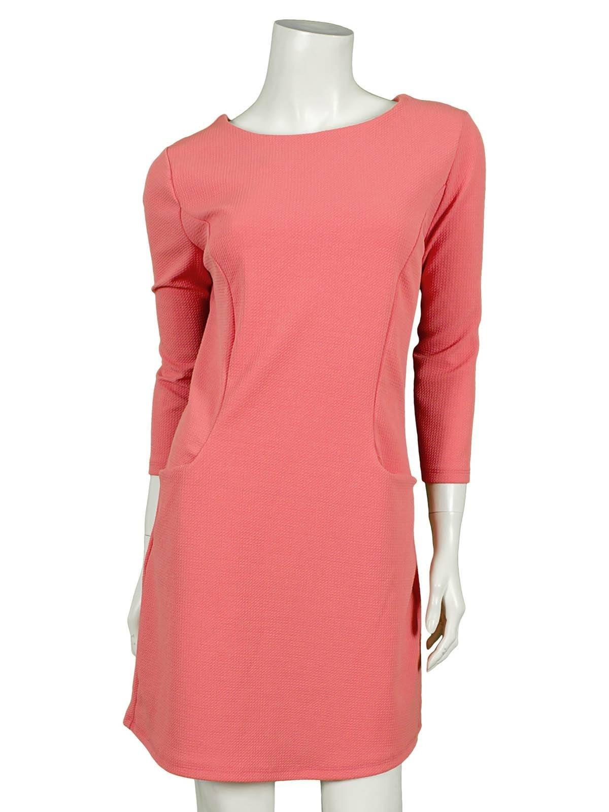 Abend Schön Kleid Koralle DesignAbend Erstaunlich Kleid Koralle Design