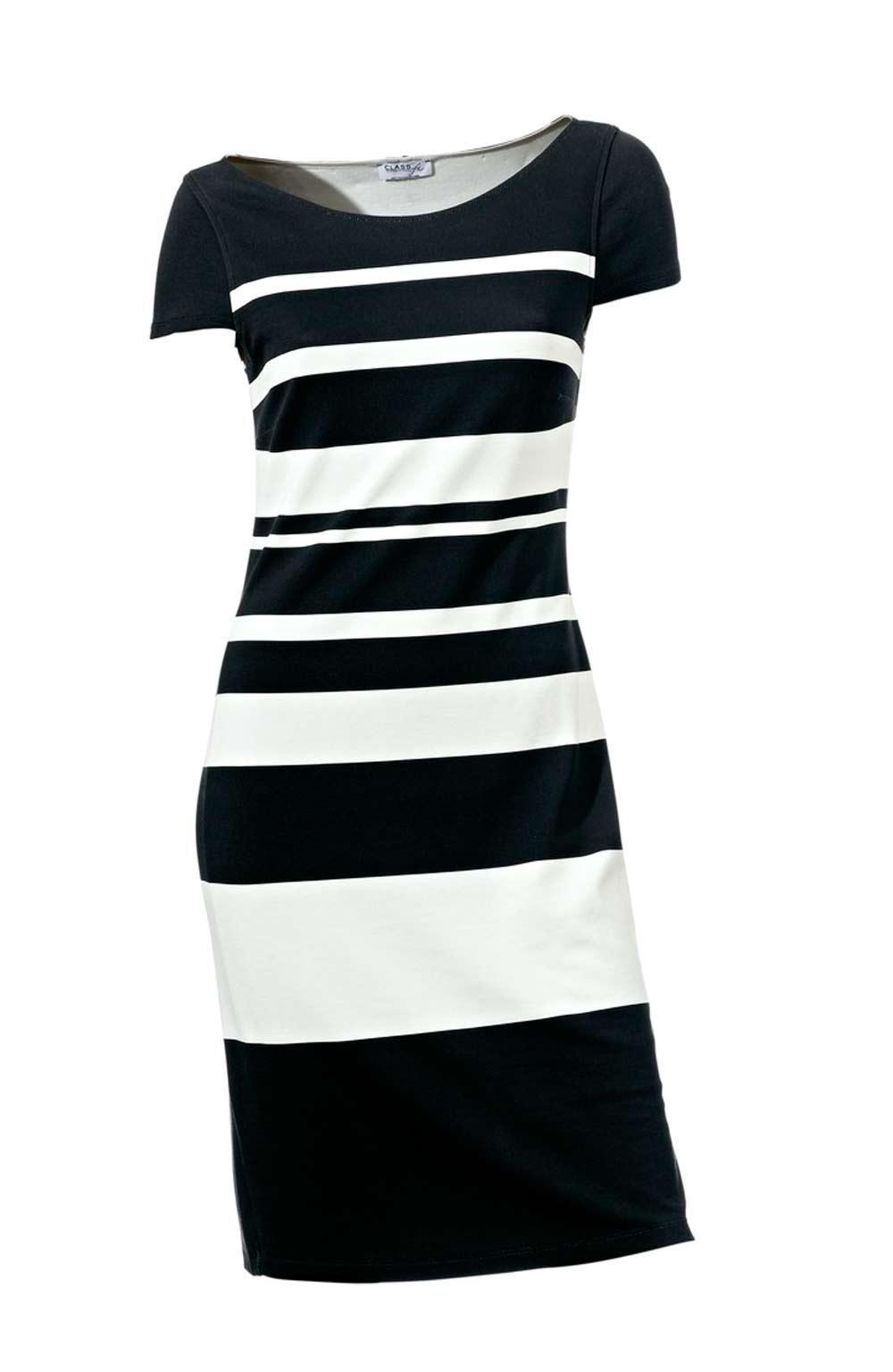 10 Ausgezeichnet Kleider In Schwarz Weiß Boutique10 Spektakulär Kleider In Schwarz Weiß für 2019