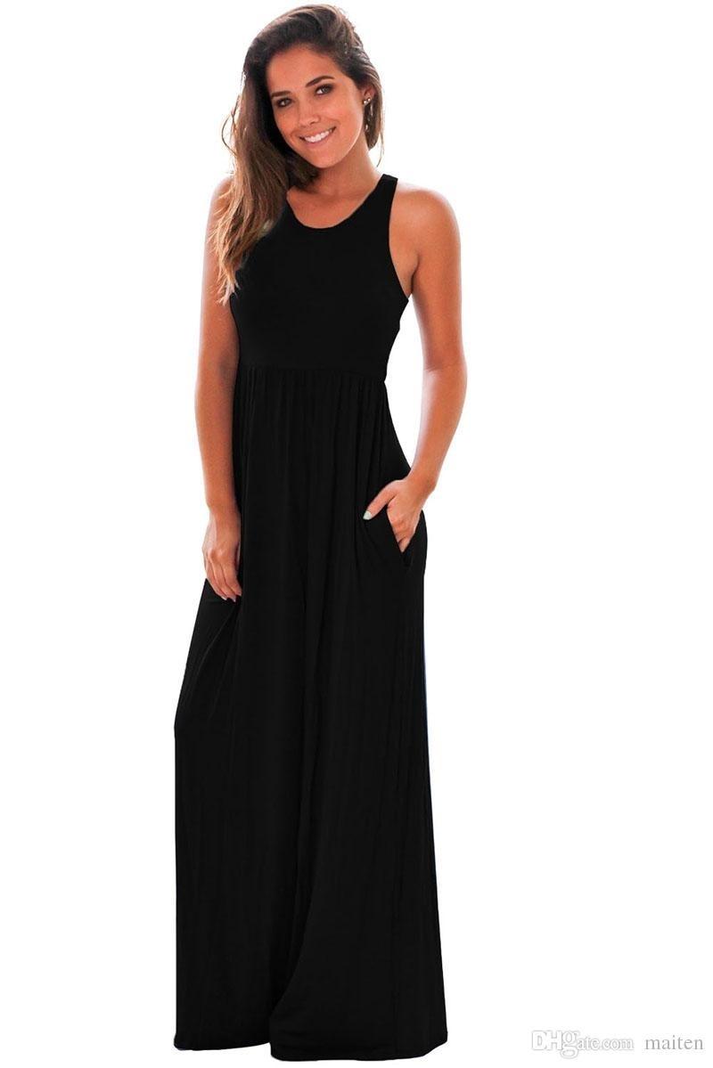 20 Luxurius Schwarzes Langes Kleid Stylish10 Ausgezeichnet Schwarzes Langes Kleid Galerie