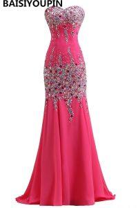 13 Fantastisch Abendkleid Pink Lang ÄrmelFormal Cool Abendkleid Pink Lang Bester Preis