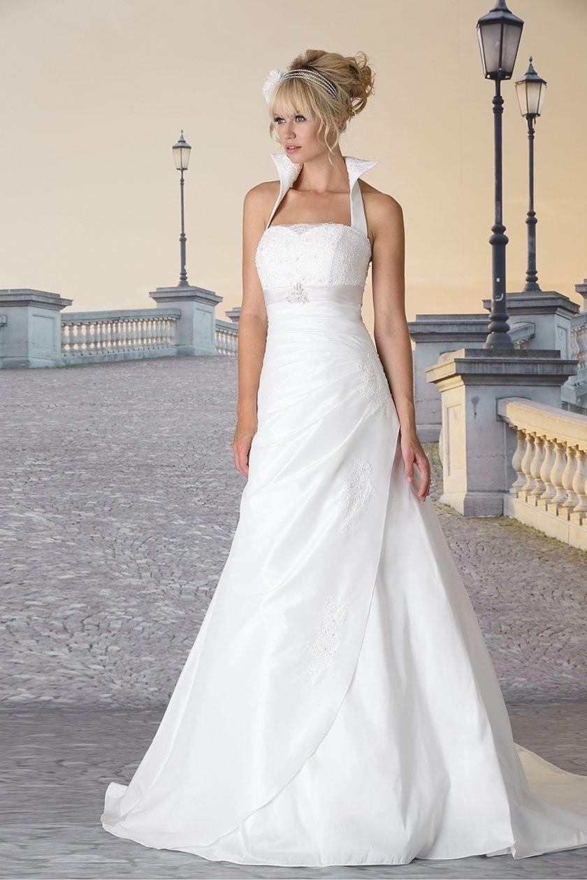 Designer Genial Brautkleid Neckholder ÄrmelFormal Einzigartig Brautkleid Neckholder Spezialgebiet