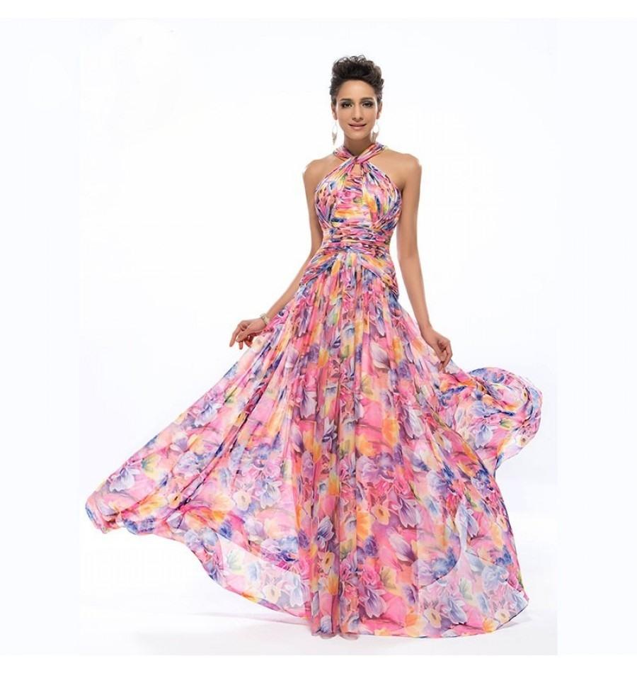 Elegant Abendkleid Sommer für 10 - Abendkleid