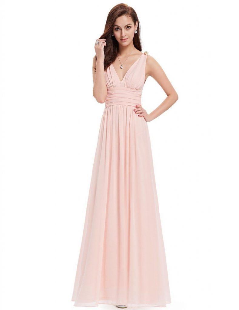 Elegant Damen Abendkleider Lang Günstig Bester Preis - Abendkleid