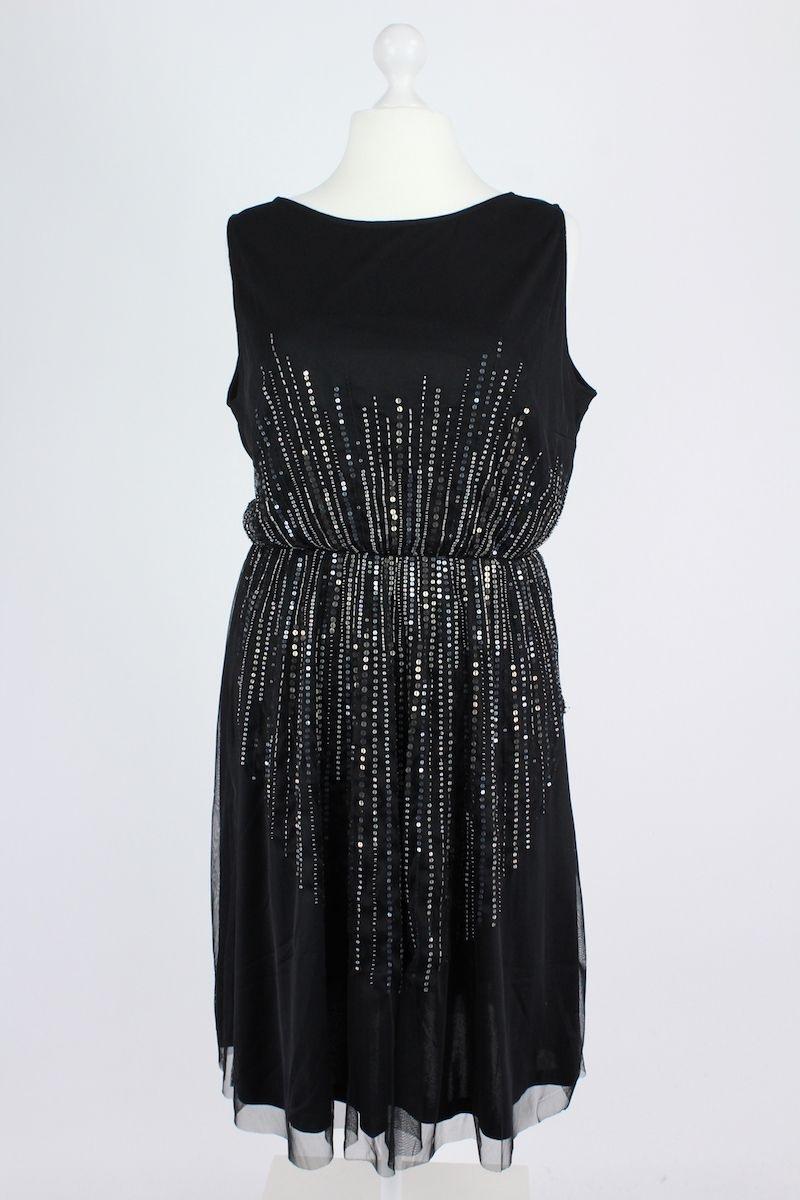 Abend Schön Kleider Größe 44 ÄrmelAbend Luxurius Kleider Größe 44 Vertrieb