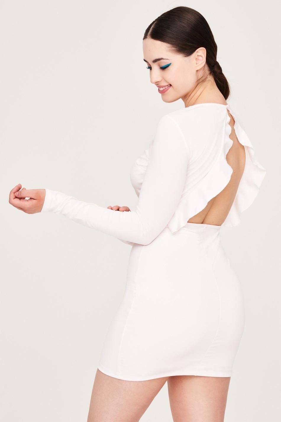 Designer Schön Rückenfreies Kleid für 2019Designer Elegant Rückenfreies Kleid Stylish