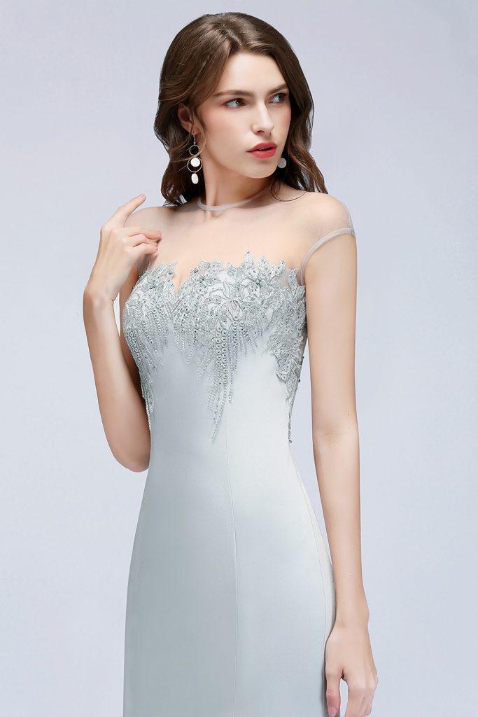 Formal Ausgezeichnet Abendkleider Lang Hochzeit Boutique ...