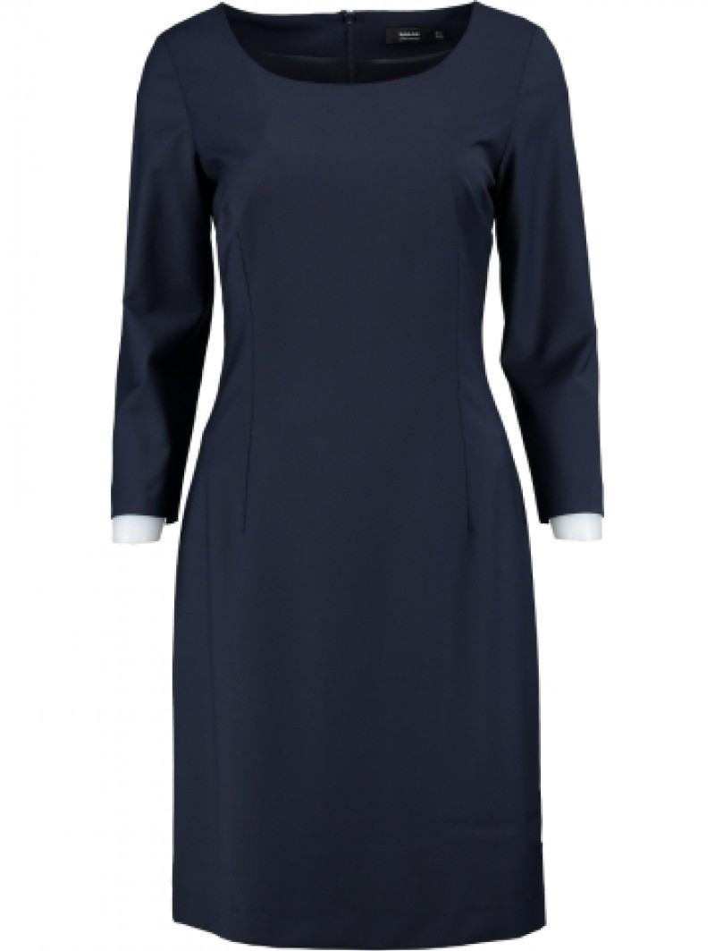 13 Großartig Kleid Dunkelblau Langarm Spezialgebiet17 Einzigartig Kleid Dunkelblau Langarm Bester Preis