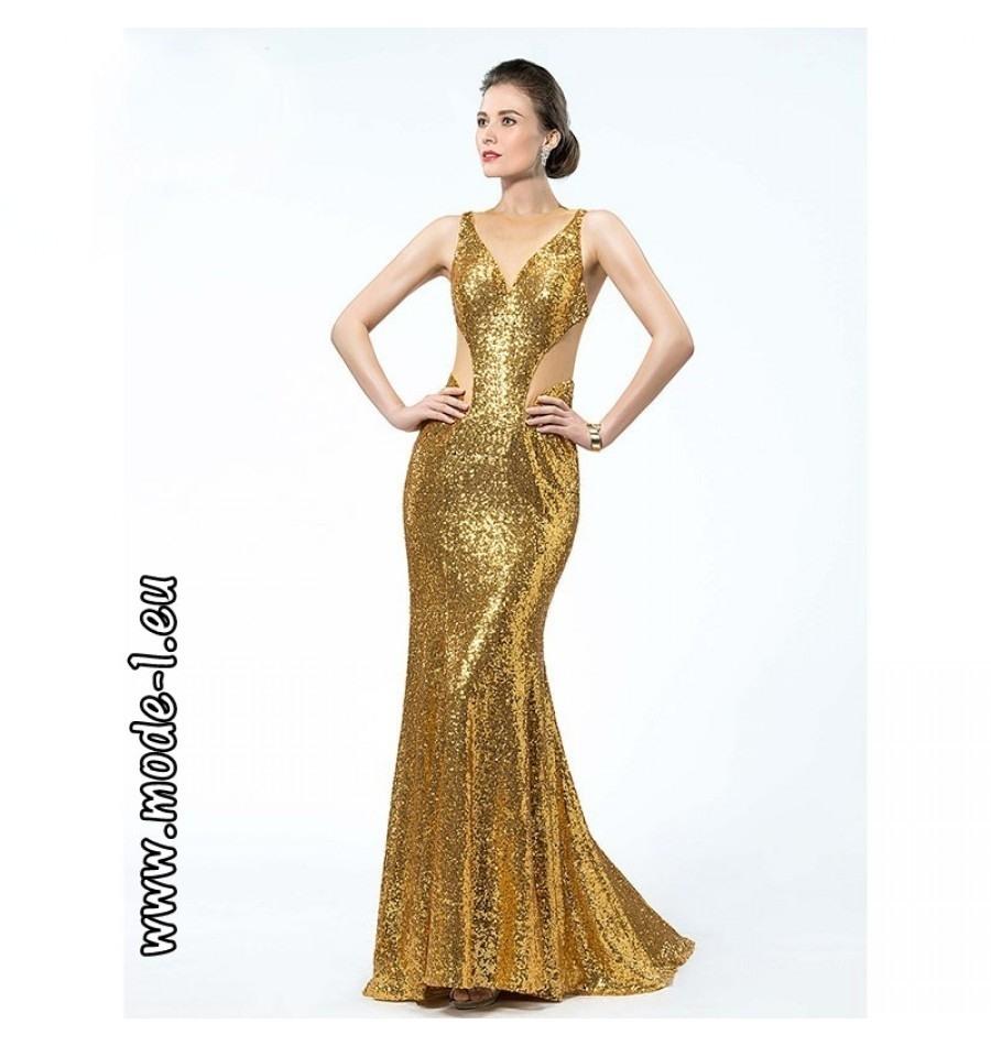 20 Schön Abendkleid Gold Stylish17 Kreativ Abendkleid Gold Design