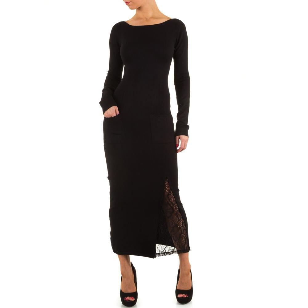 brand new 98b49 05875 Formal Elegant Midikleid Langarm Spezialgebiet - Abendkleid