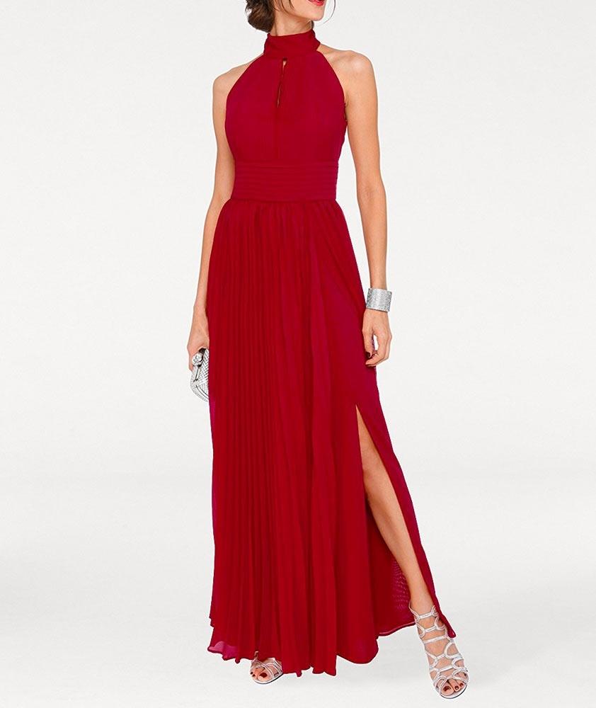 17 Einfach Abendkleid Rot Design15 Luxurius Abendkleid Rot Boutique