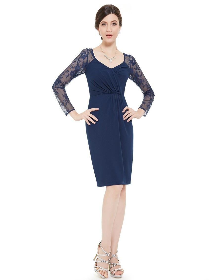Designer Top Blaues Kleid Langarm Bester Preis15 Großartig Blaues Kleid Langarm Bester Preis
