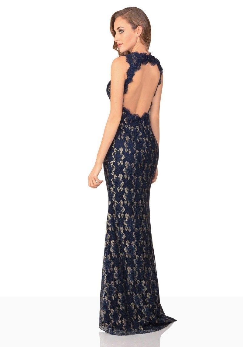 Abend Einfach Dunkelblaues Abendkleid Lang DesignAbend Genial Dunkelblaues Abendkleid Lang für 2019