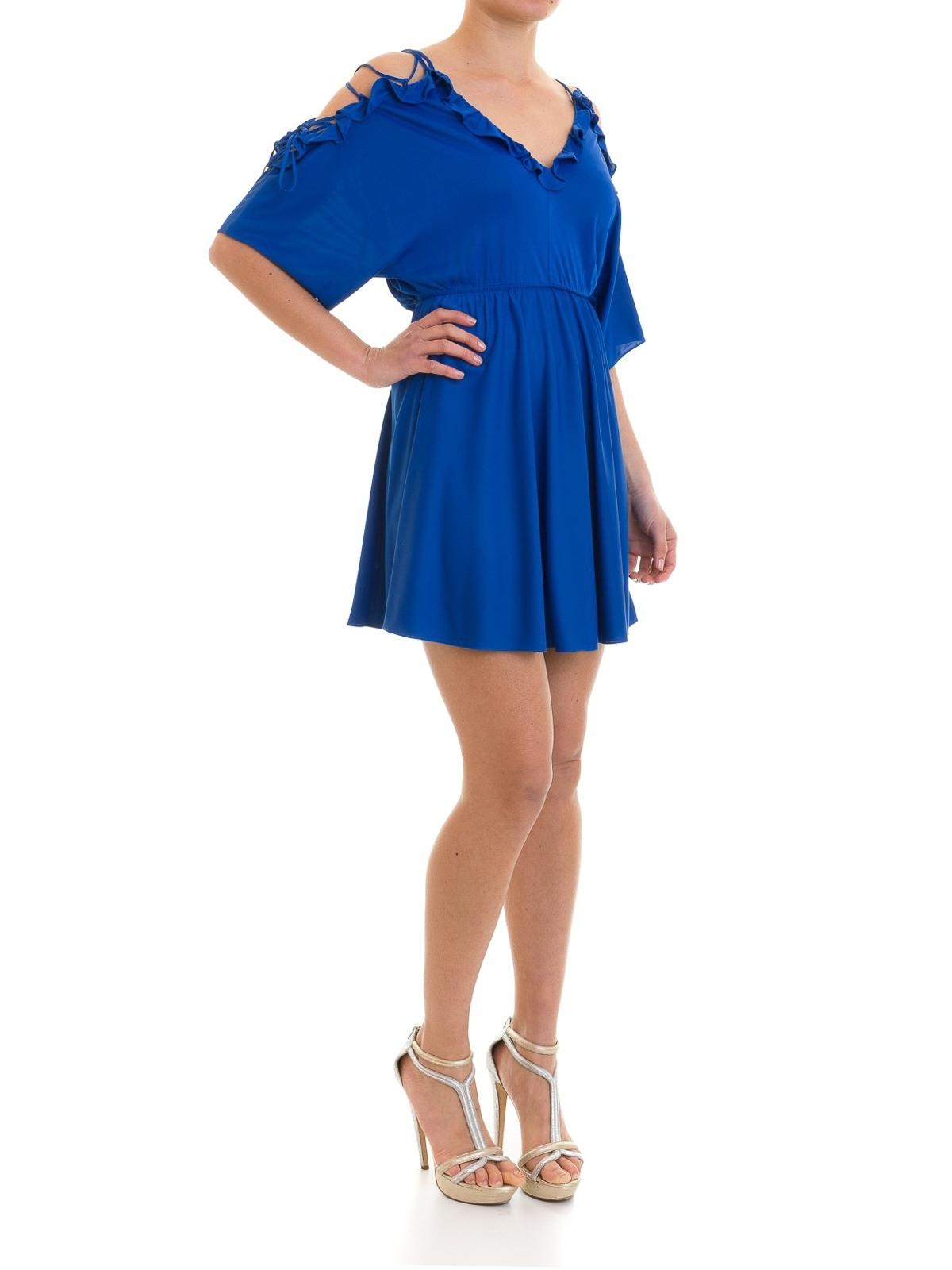 15 Schön Kurzes Kleid Blau VertriebAbend Einzigartig Kurzes Kleid Blau Spezialgebiet