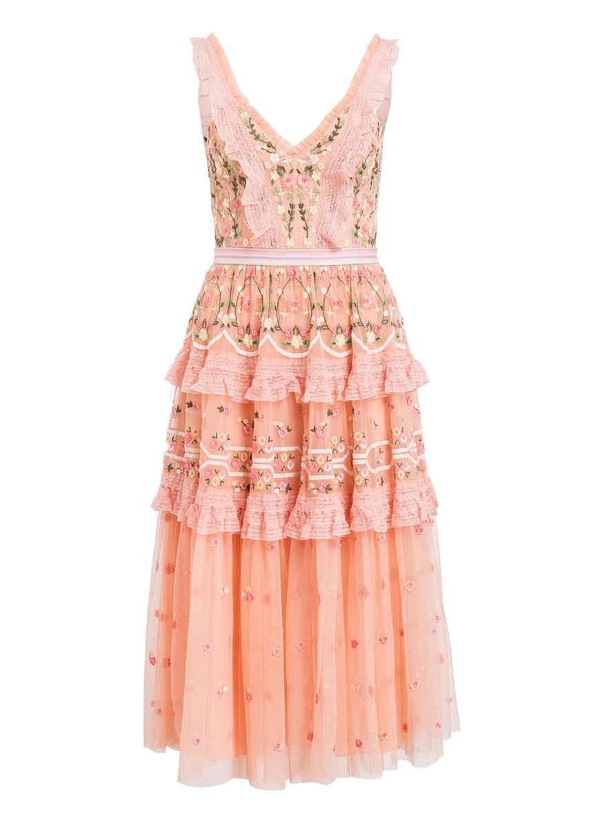 Formal Perfekt Kleid Lachs GalerieAbend Einfach Kleid Lachs Spezialgebiet