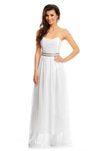 Designer Großartig Abendkleid Weiß Lang Günstig Design10 Spektakulär Abendkleid Weiß Lang Günstig Vertrieb