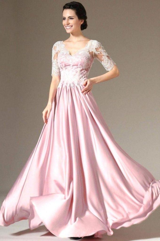 Formal Genial Abendkleider Lang Online Kaufen Design ...