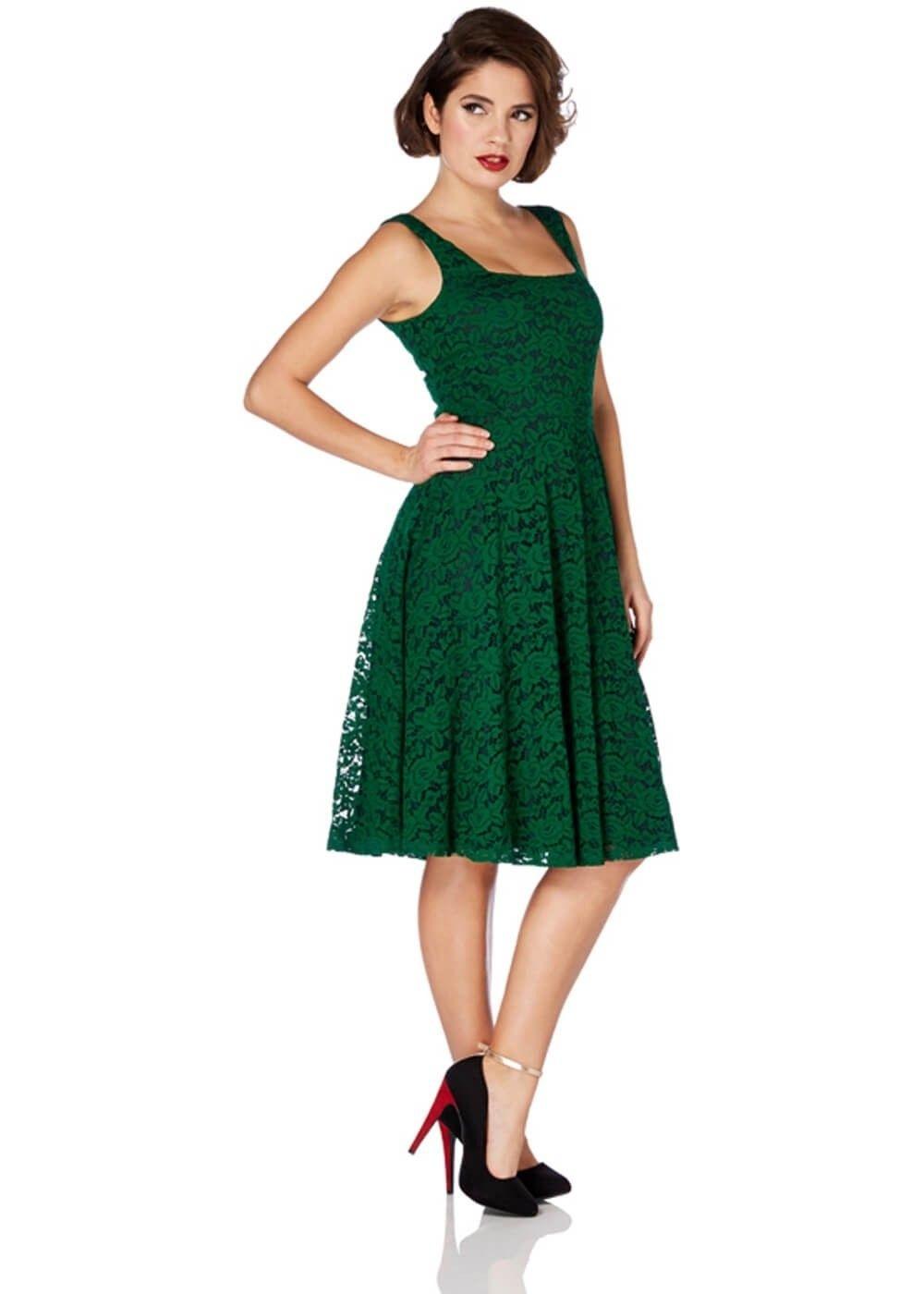 17 Schön Grünes Kleid Mit Spitze Boutique10 Kreativ Grünes Kleid Mit Spitze Vertrieb