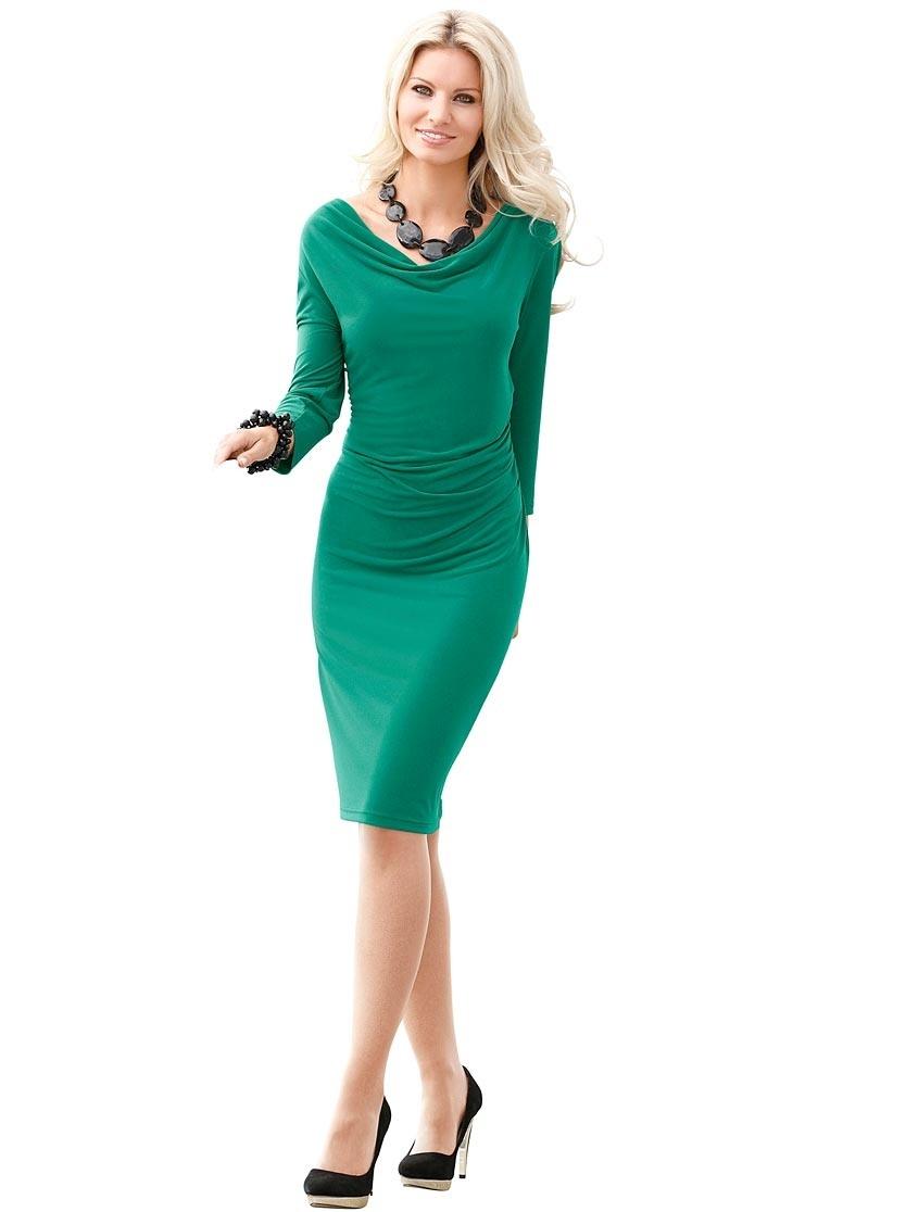 Abend Luxurius Kleid Ältere Damen VertriebFormal Elegant Kleid Ältere Damen Ärmel