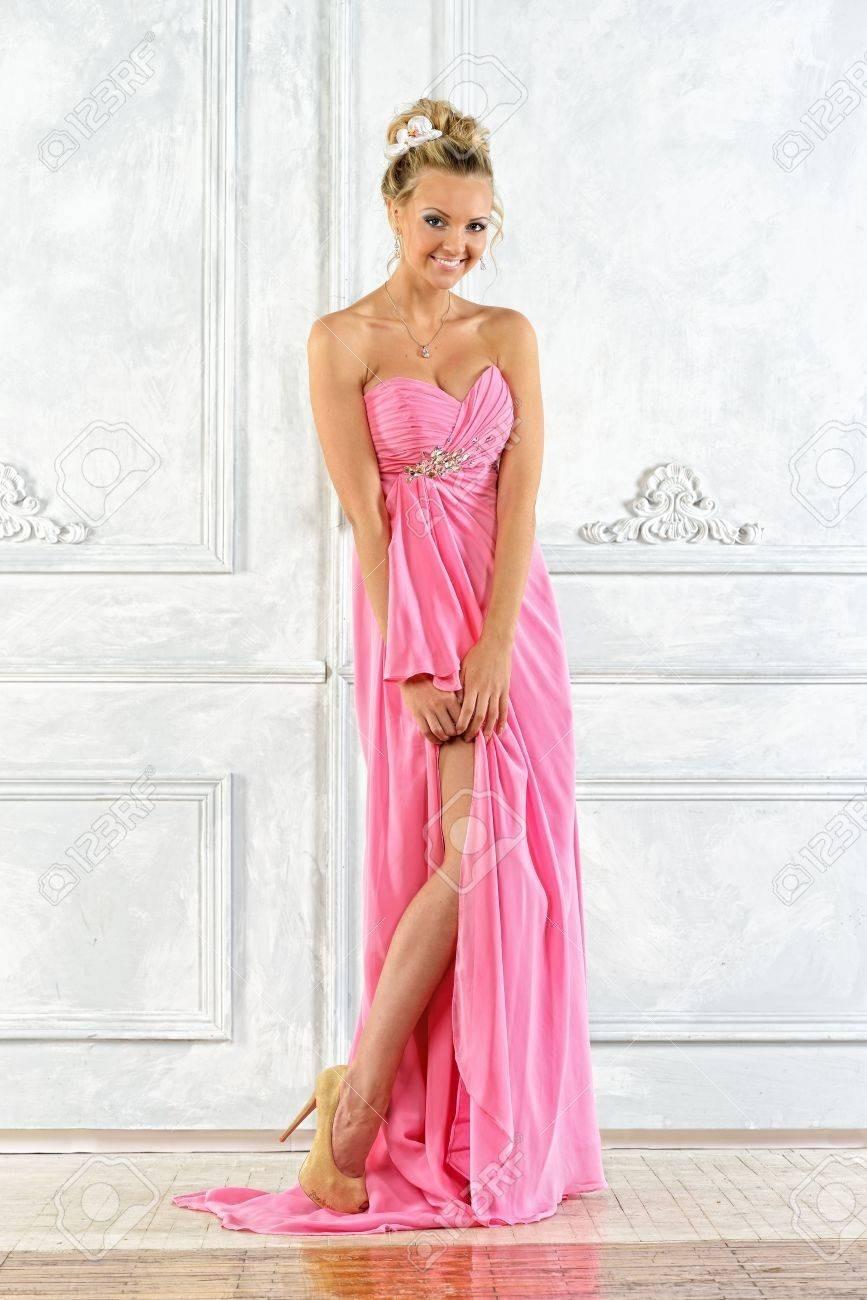 15 Großartig Kleid Rosa Lang ÄrmelFormal Genial Kleid Rosa Lang Bester Preis