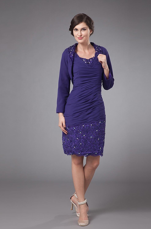 Designer Elegant Kleider Für Brautmutter Knielang Boutique Elegant Kleider Für Brautmutter Knielang Stylish