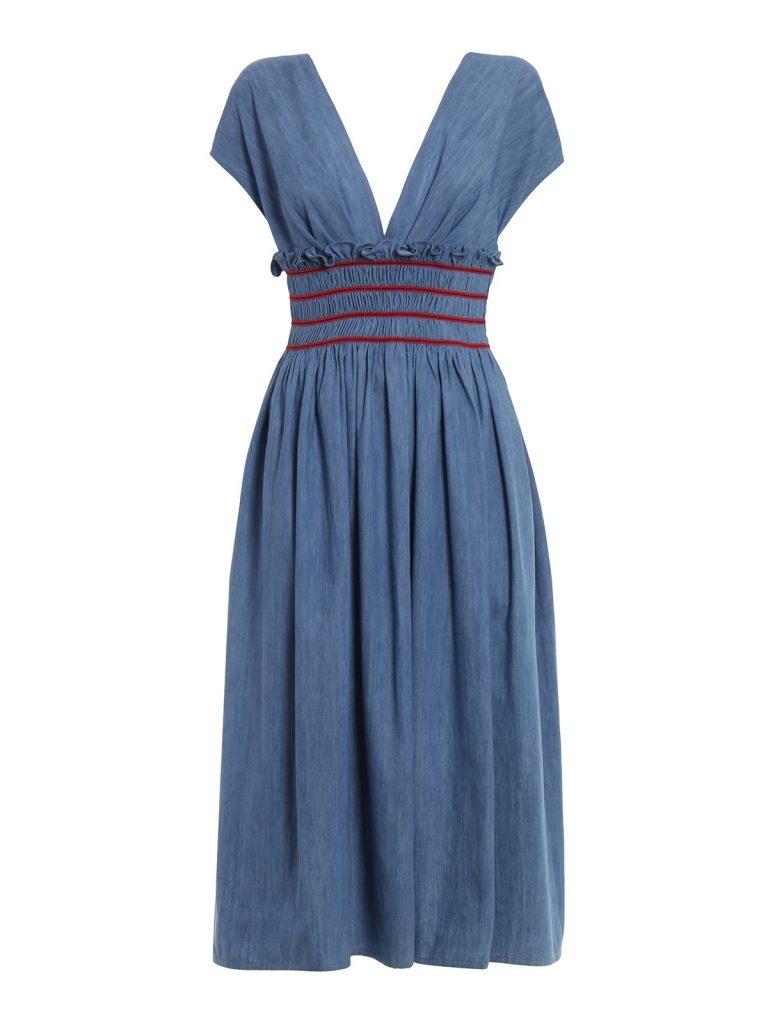 formal großartig kleid hellblau knielang boutique - abendkleid