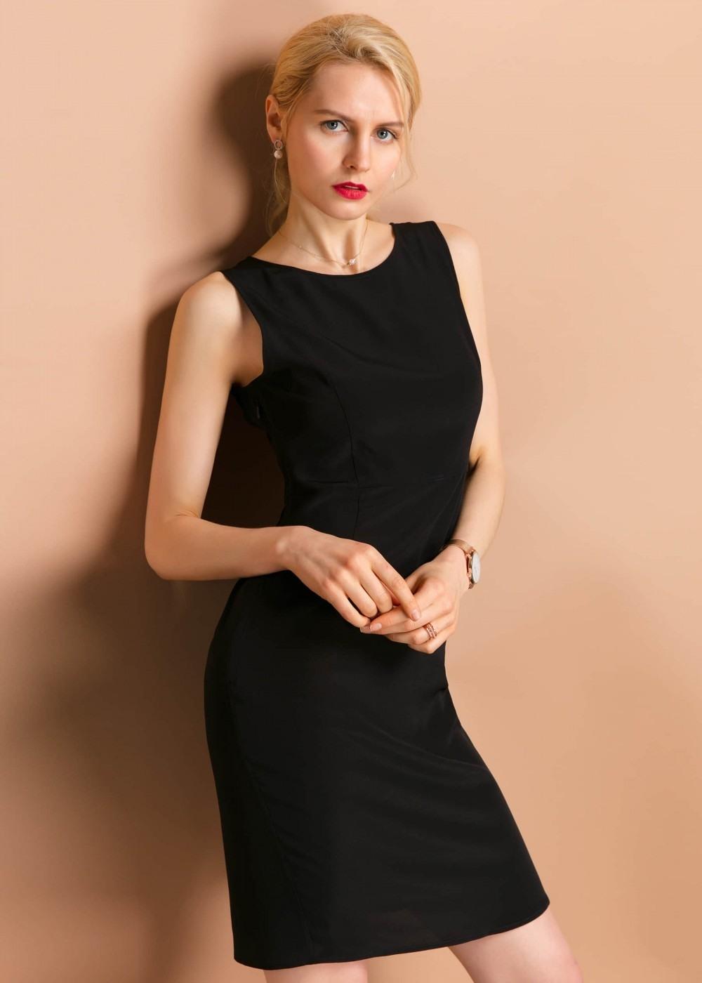 10 Großartig Schwarzes Kleid Design13 Luxus Schwarzes Kleid Stylish
